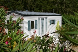 Mobil-home COTTAGE 24m² - 2 Bedrooms (< 6 years)