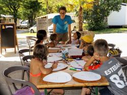 Entertainment organised Sun Camping - Sampzon