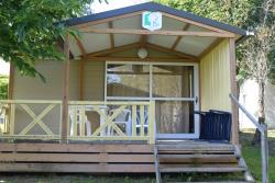 Rental - Chalet 2 Bedrooms per week - Camping  Etangs de Plessac