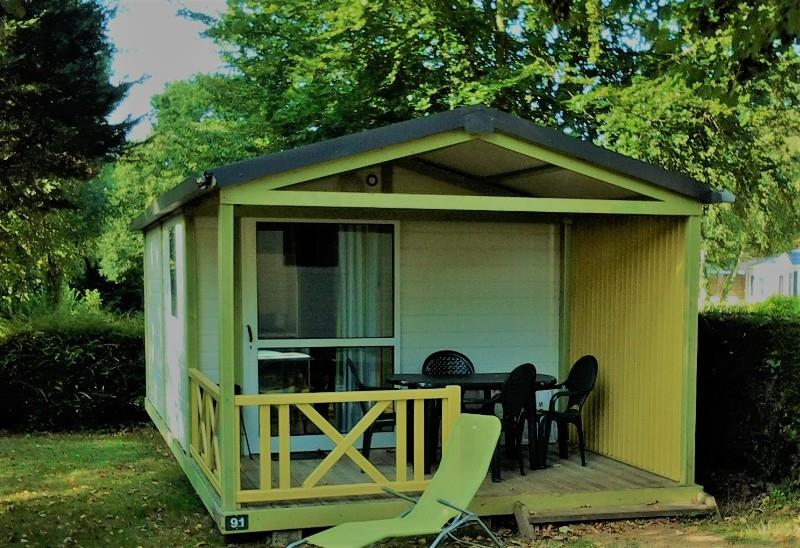 Location - Chalet Terrasse Couverte - Camping Le Neptune