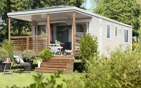 Mobil-home terrasse couverte TV 4 pers.