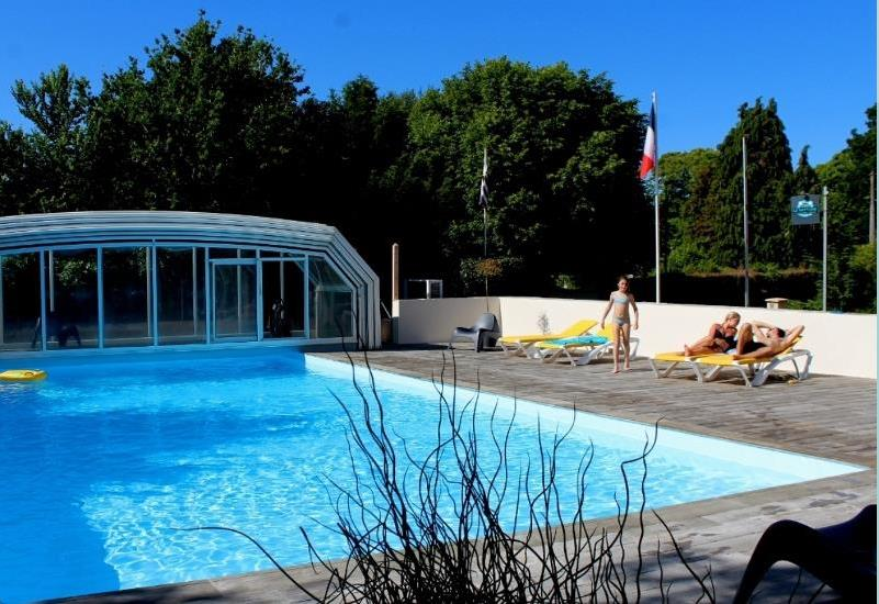 Etablissement Camping Le Neptune - Lanloup