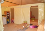 Rental - Funflower Confort 20m² (2 bedrooms - without toilet block) - Flower Camping Le Château