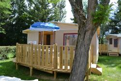 Cabane Lodge Confort + 27m² (2 chambres)