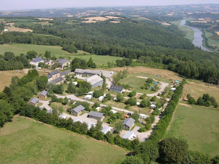Etablissement Camping Panoramique TY PROVOST - DINEAULT