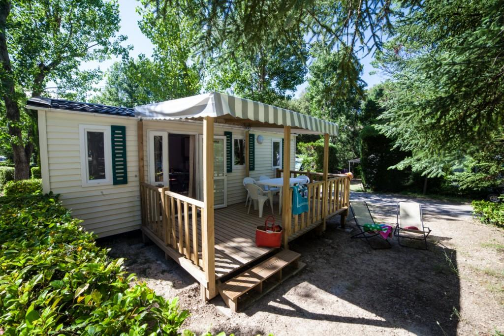 Mobile-home FIDJI CLIMATISE