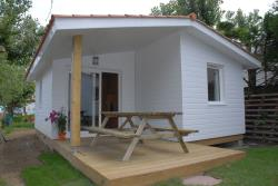 Chalet 30m² - (2 chambres)