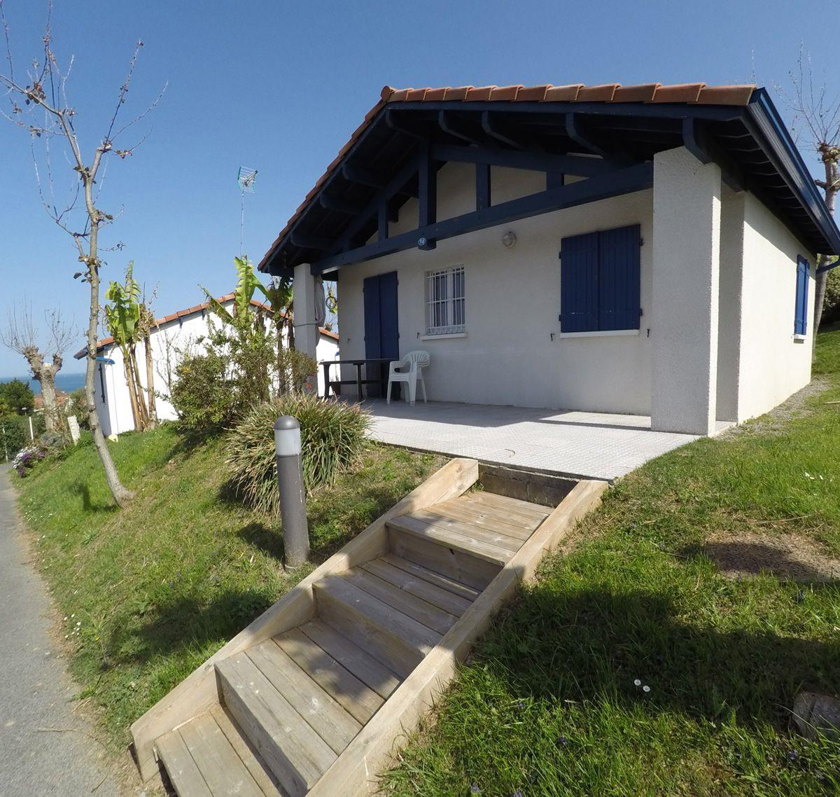 Chalet basco T3 (2 camere)