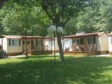 Rental - Mobilhome Traminer 2 Bedrooms + Tv + A/C - Camping Village Eurcamping Roseto
