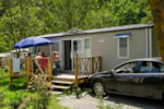 Locatifs - Mobilhome Luxe - Camping du Lavedan