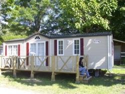 Locatifs - Mobilhome Luxe 3 chambres - Camping du Lavedan