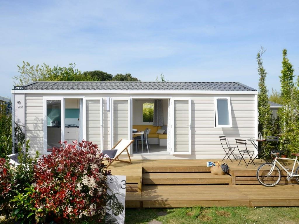 Location - Cottage **** - 2 Chambres - Camping Le Lavedan