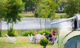 Pitch - Nature Package (1 tent, caravan or motorhome / 1 car) - Camping du Lac des Varennes