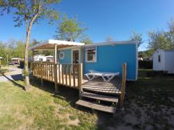 Accommodation - Mobile Home Soft - 2 Bedrooms - Camping Acacias