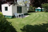 Rental - Mobile-Home Traditionnel 24M² - 2 Bedrooms - Camping Les Tournesols