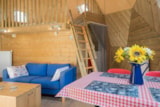 Rental - Wooden Igloo - Camping 't Weergors