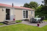 Rental - Chalet - Camping 't Weergors
