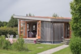 Rental - Eco-chalet - Camping 't Weergors