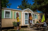 Rental - Mobil-Home Constellation L5 (Sleeps 5 To 8 People) - Camping MARINA PLAGE