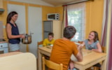 Rental - Mobil-home Apollon L6 (sleeps 5 to 8 people) - Camping MARINA PLAGE