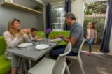 Rental - Mobil-home O'Phéa M6 (sleeps 4 to 6 people) - Camping MARINA PLAGE