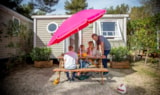 Rental - Mobil-Home O'hara D7+ Premium (Sleeps 2 People) - Camping MARINA PLAGE