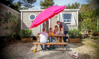 Mobil-Home O'hara D7+ Premium (Sleeps 2 People)
