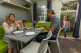 Rental - Mobil-home O'Phéa M6 (sleeps 4 people) - Camping MARINA PLAGE