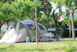 Pitch - Big Pitch + 1 car + tent , caravan or camping-car + electricity - CAMPING GLOBO ROJO