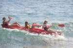 Sport activities CAMPING GLOBO ROJO - Canet de Mar