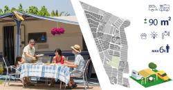 Pitch - Pitch Master (90M²): Vehicle + Caravan/ Camping-Car + Electricity + Water - Camping & Resort Sangulí Salou