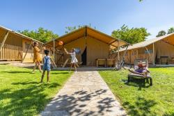 Accommodation - Safari Tent - Camping & Resort Sangulí Salou