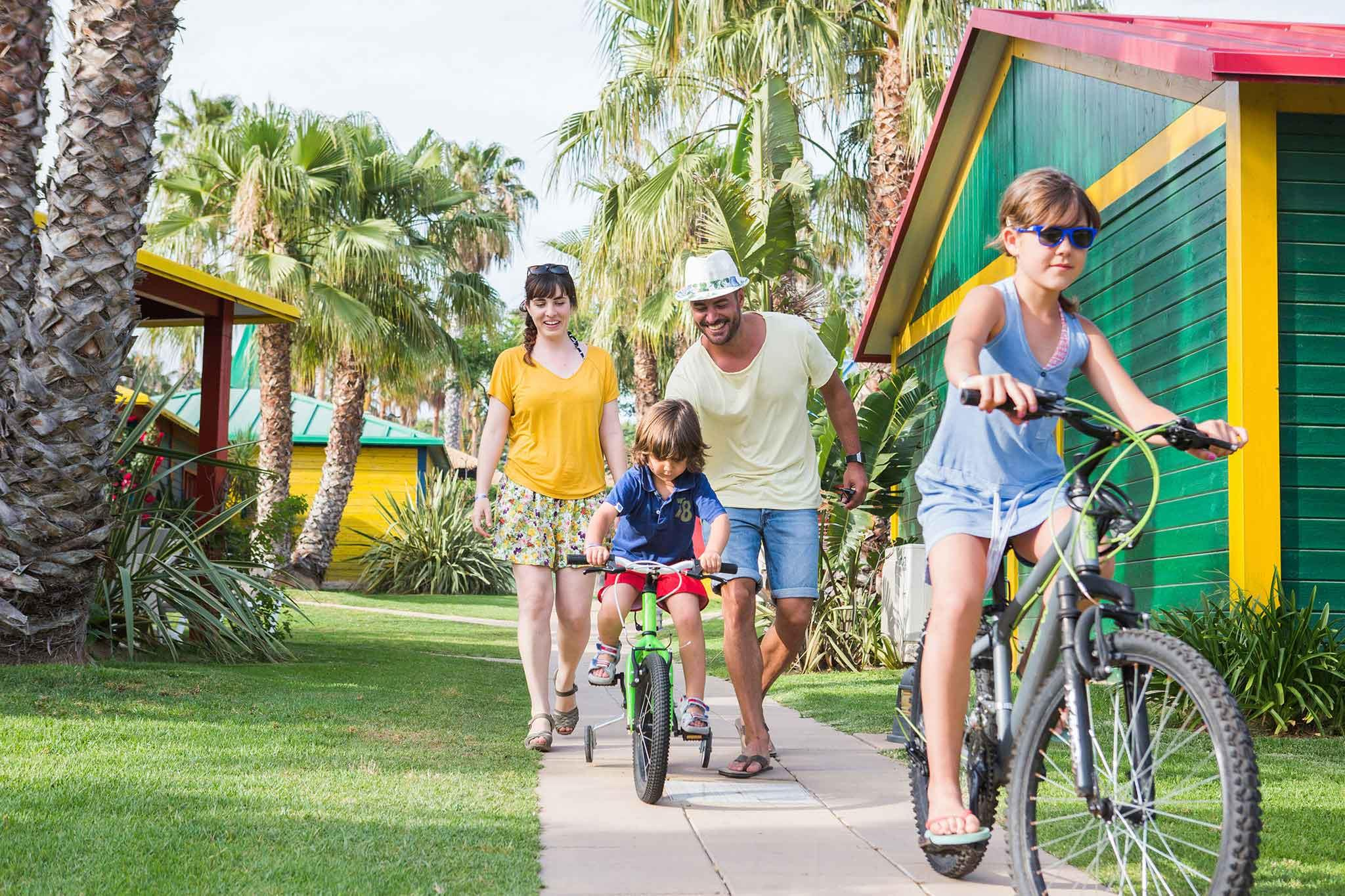 Etablissement Camping Resort Sangulí Salou - Salou