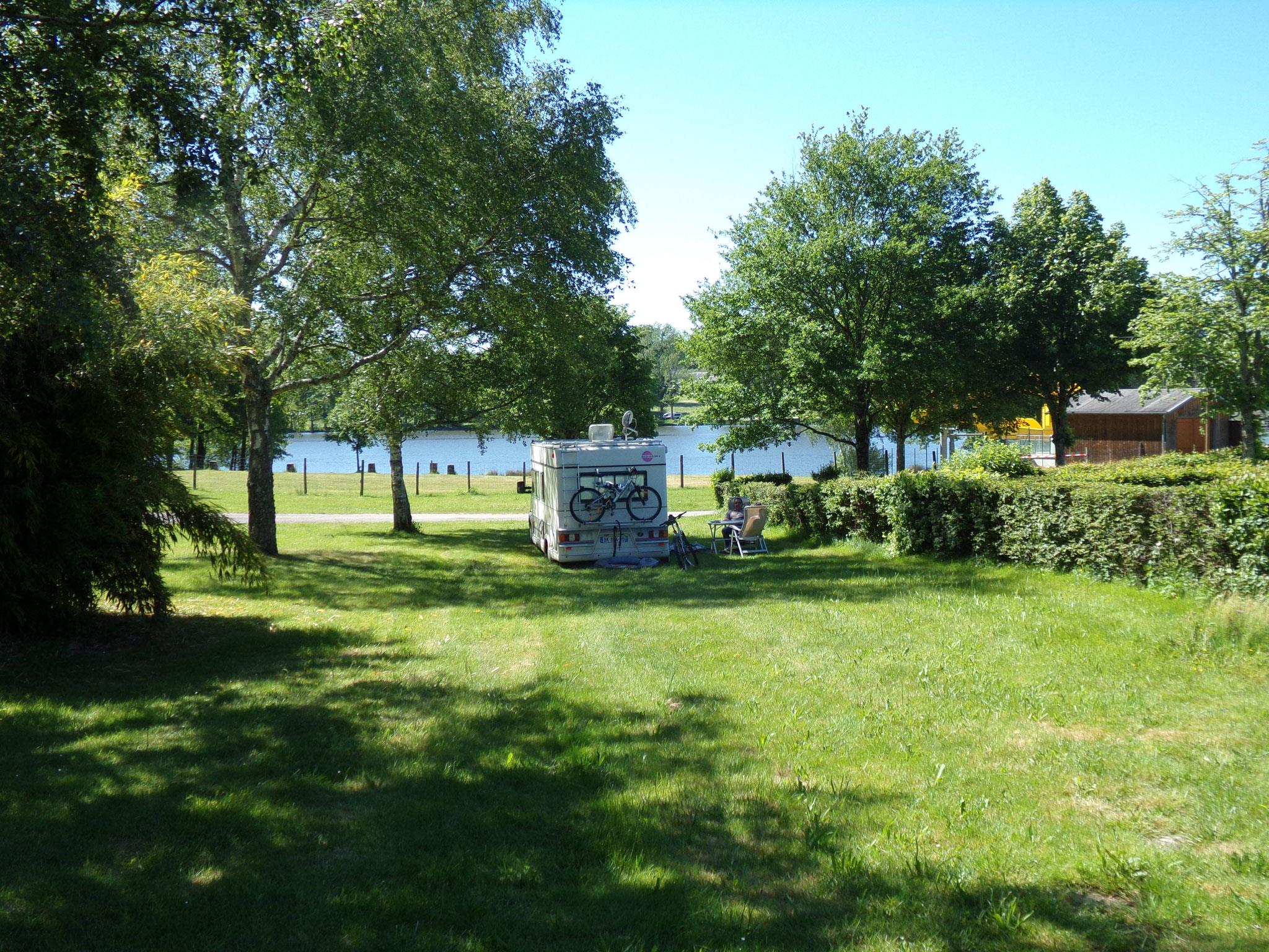 Establishment Camping du Lac de Mondon - CROMAC