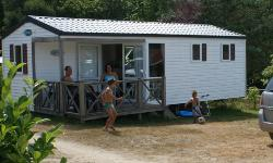 Mobile-Home 4 Persons (2 Bedrooms) 29 M2