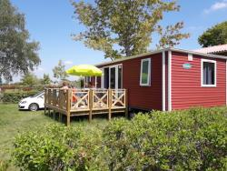 Mobile home XL 2 bedrooms 33 m2