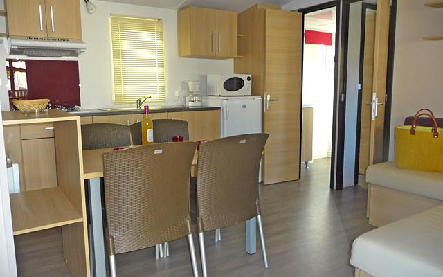 Mobil Home Gamme Confort 2 Chambres
