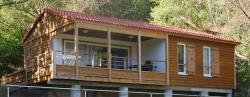 Accommodation - Chalet 3 Bedrooms - Camping de la Pinède