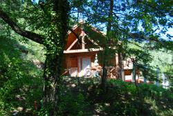 Huuraccommodaties - Location 1 Nuit 1/2 Pension Obligatoire - Chien Non Admis - Camping de la Pinède
