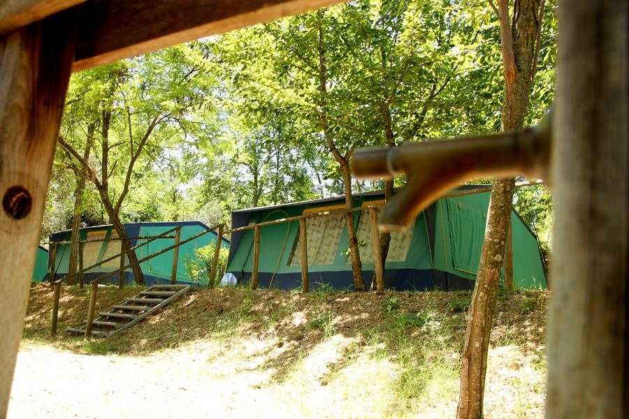 Rental - Furnished Tent - Centro Vacanze San Marino
