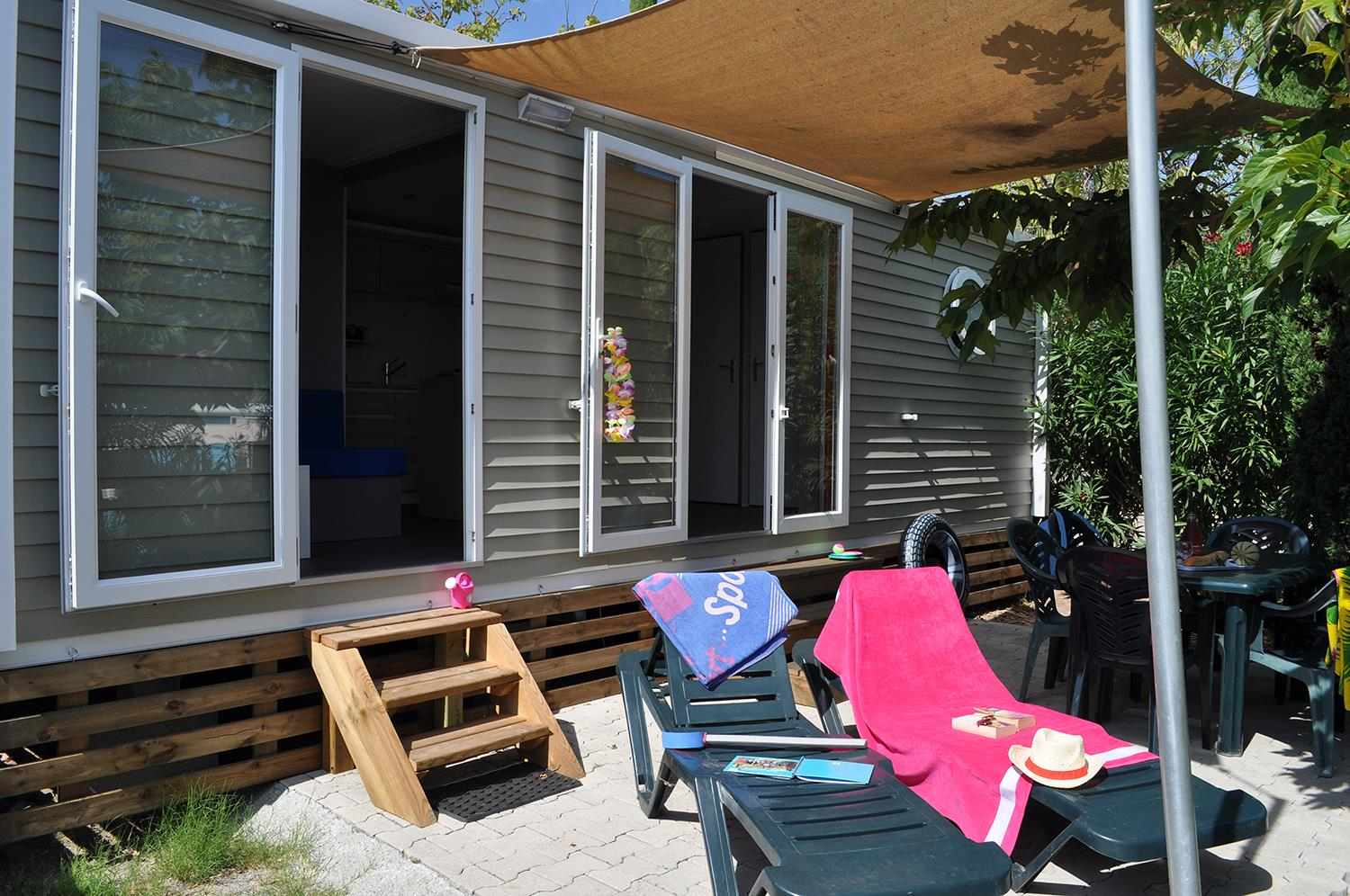 Location - Cottage New Port *** - 2 Chambres + Tv - Domaine du Colombier