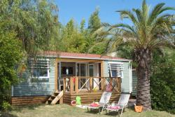 Huuraccommodatie - Cottage Patio *** (Airconditioning) - 2 Kamers, 2 Badkamers - YELLOH! VILLAGE - DOMAINE DU COLOMBIER