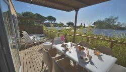 Cottage ROYAL MALIBU PREMIUM (airconditioning) - 3 Kamers - jacuzzi