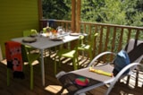 Rental - Cottage FAMILY LOL ***  (air conditioning) - 3 bedrooms - YELLOH! VILLAGE - DOMAINE DU COLOMBIER