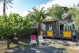 Rental - Cottage Manhattan *** (Air-Conditioning) - 2 Bedrooms - YELLOH! VILLAGE - DOMAINE DU COLOMBIER