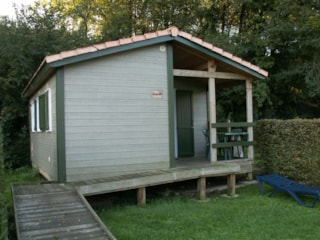 CHALET FOR DISABLED PERSONS