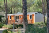 Rental - Cottage Colors 2 Bedrooms 2 Bathrooms Airconditioning Premium - Camping Sandaya Cypsela Resort