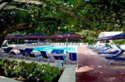 Mare, piscina Baia di Gallipoli Camping Resort - Gallipoli