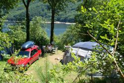 Privilege Package (1 tent, caravan or motorhome / 1 car / electricity 10A)