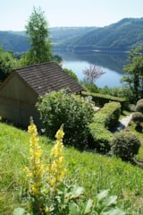 Rental - Chalet Confort 25m² (2 bedrooms) + TV - Airotel Camping La Source